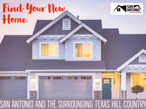 ad for SA New Homes