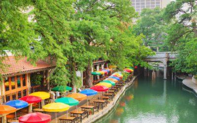 San Antonio Marriott Rivercenter and San Antonio Marriott Riverwalk Fall River Cruise Package
